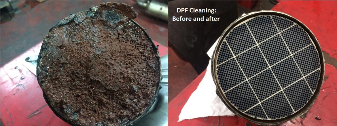 DPF Cleaning | Fastline Group