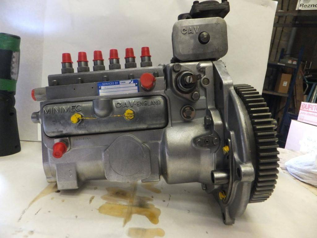 Cav Fuel Injection Pump England Ford Diagram More Famous Lucas Minimec P5488 3g Manual